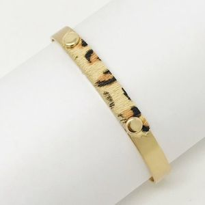 Jewelry - Leopard Cuff Bracelet